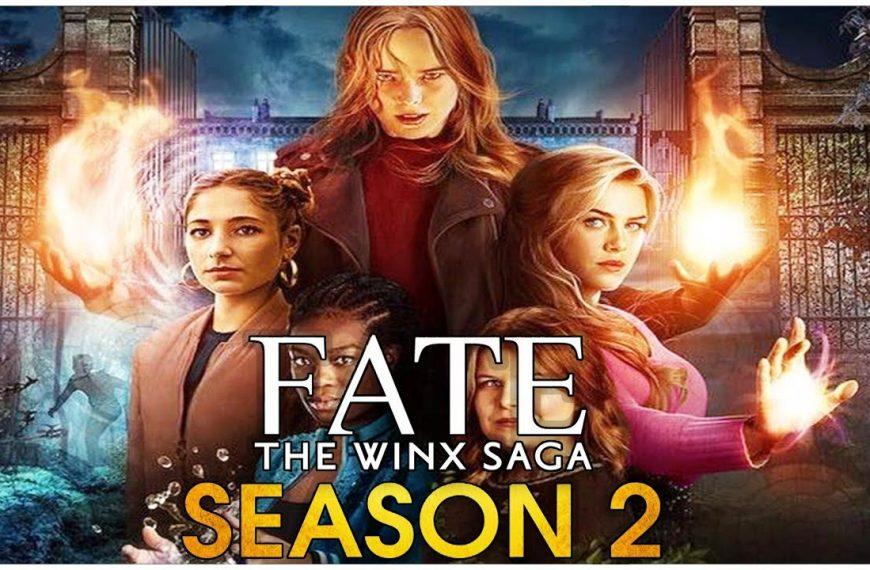 Fate: The Winx Saga Season 2