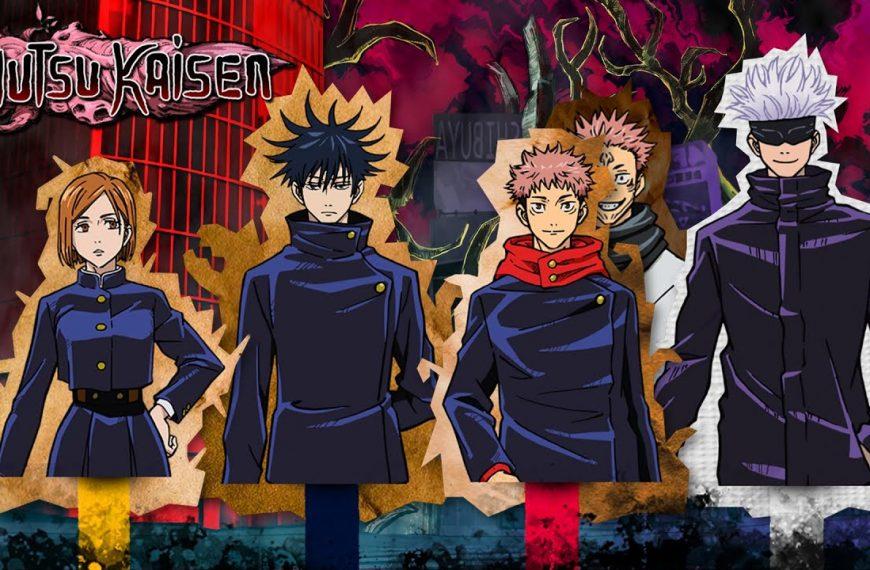 Jujutsu Kaisen : Season 2