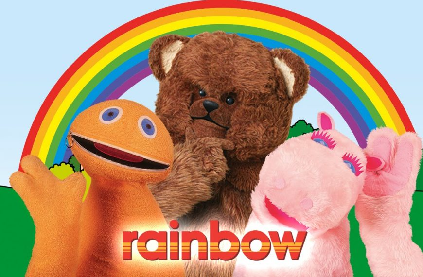 Rainbow 50th Anniversary