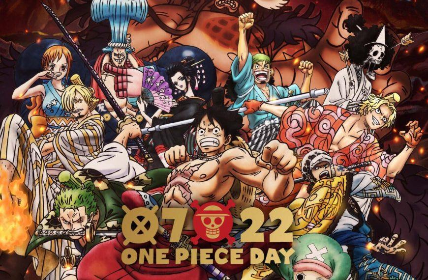 One Piece 25th Anniversary