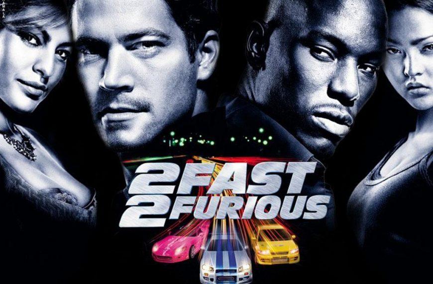 2 Fast 2 Furious 20th Anniversary