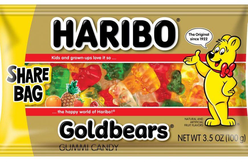 Haribo Goldbear's 100th anniversary