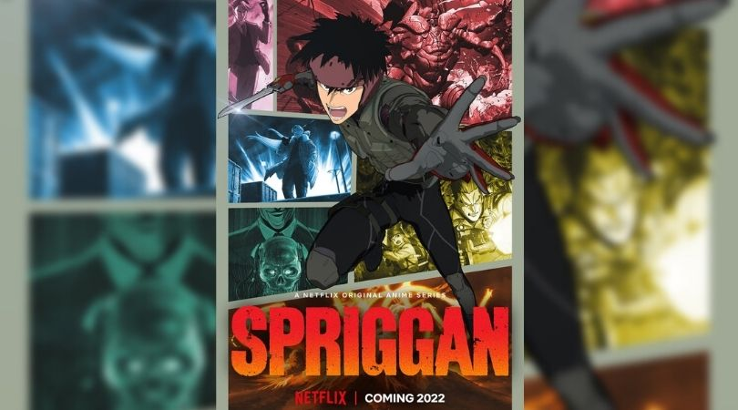 Spriggan Season 1