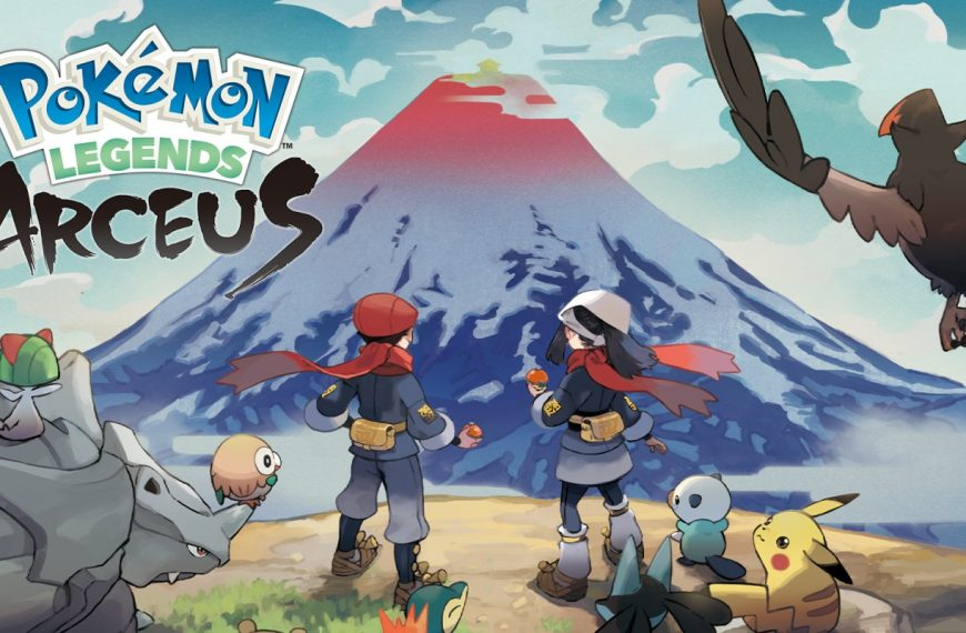 Pokemon Legends: Arceus