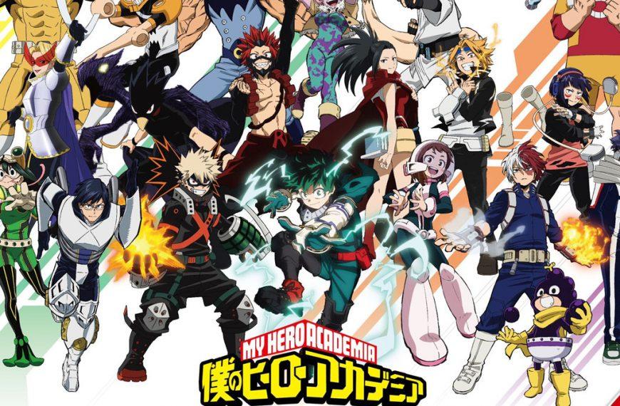 My Hero Academia: Season 7
