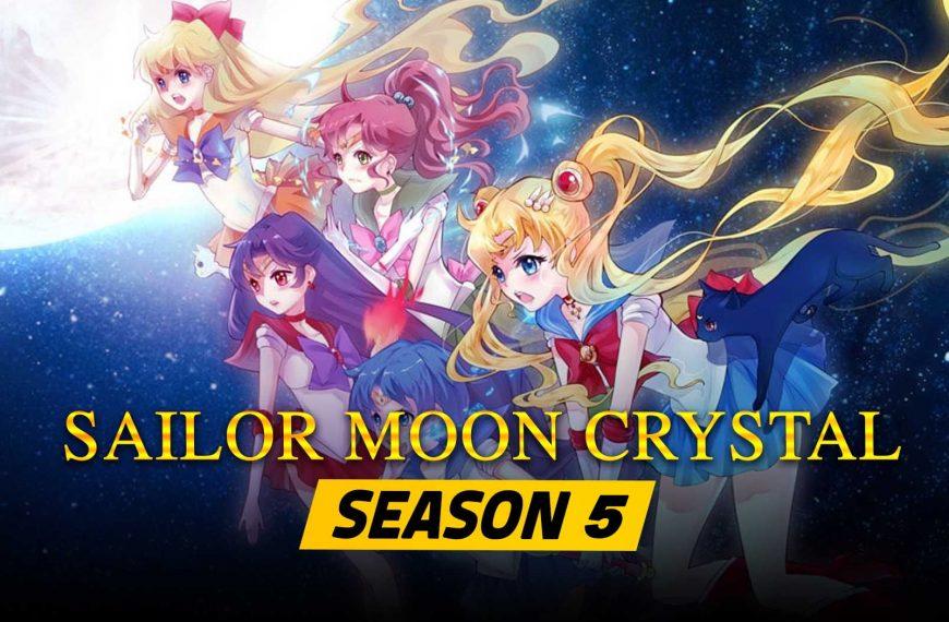 Sailor Moon Crystal Season 5