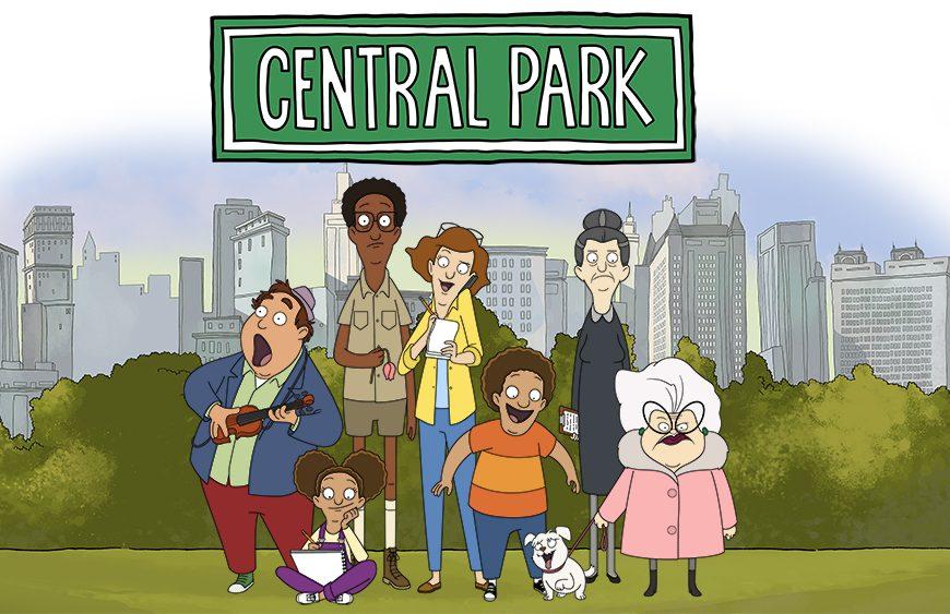 Central Park Season 3