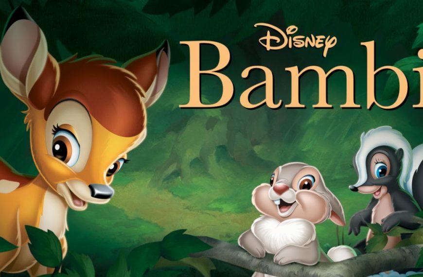Bambi 80th Anniversary
