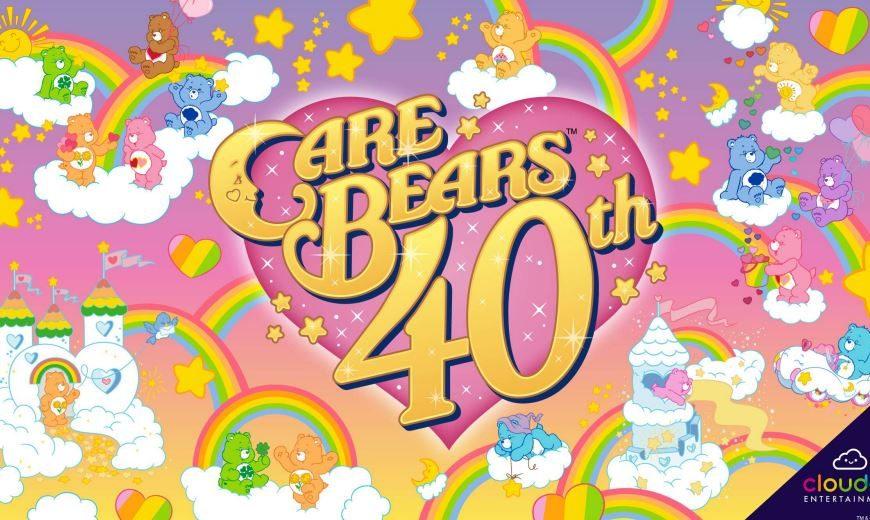 Care Bears 40th Anniversary