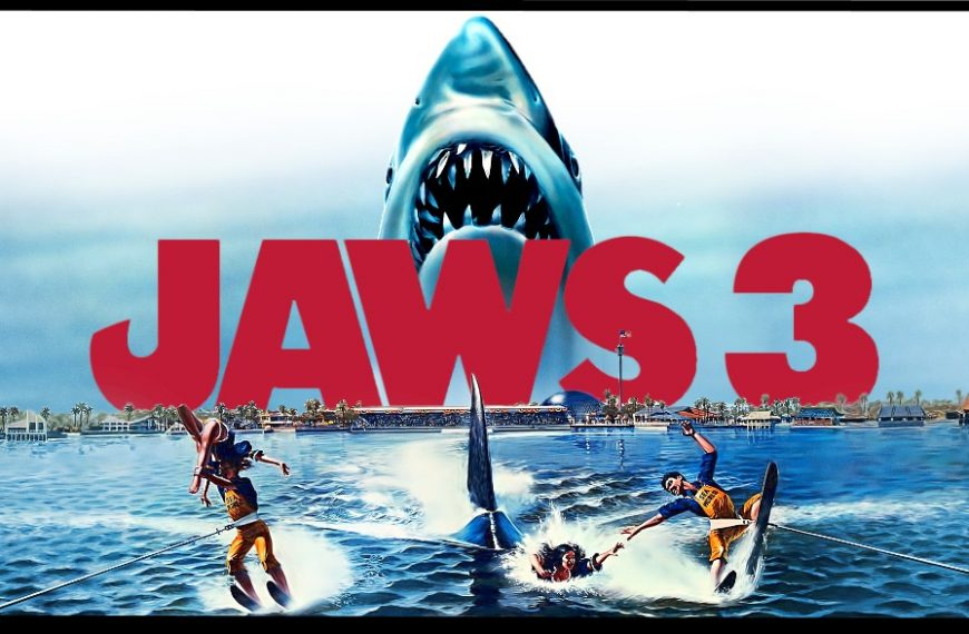 Jaws 3 40th Anniversary