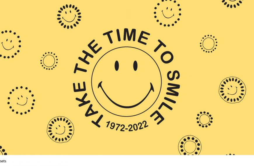 Smiley Brand 50th anniversary