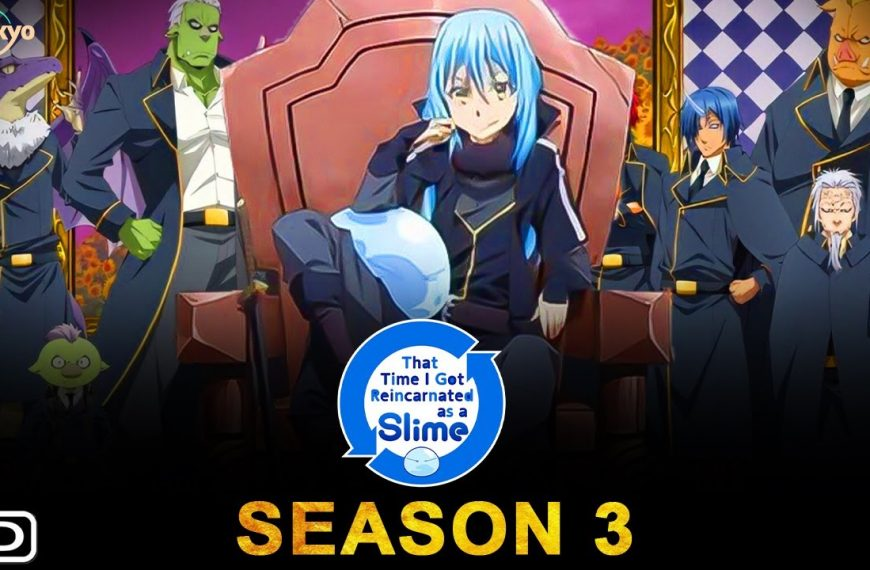 Reincarnated as a Slime Season 3
