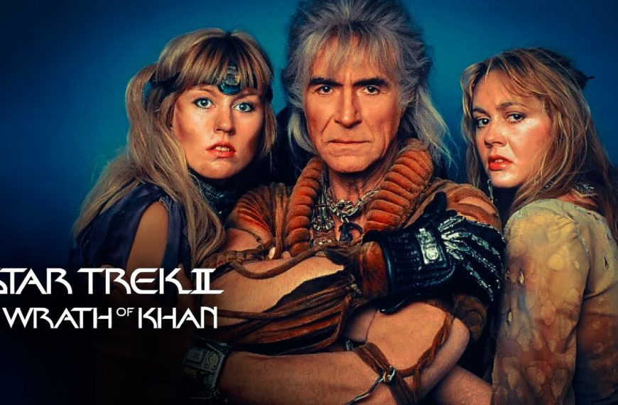 Star Trek II 40th Anniversary