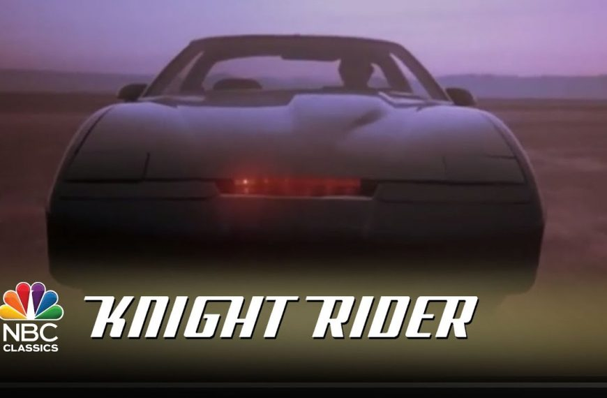 Kinghtrider 40th Anniversary